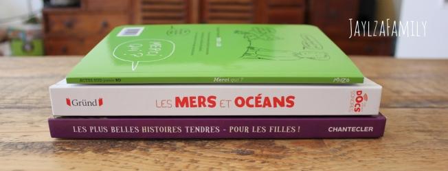 Livres enfants Chantecler Gründ Actes Sud junio