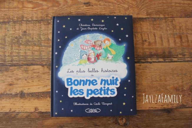 Bonne nuit les petits Michel Lafon