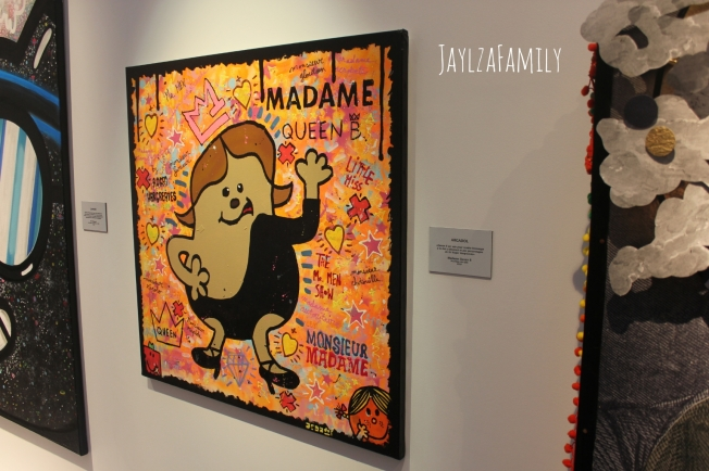 Exposition Monsieur Madame