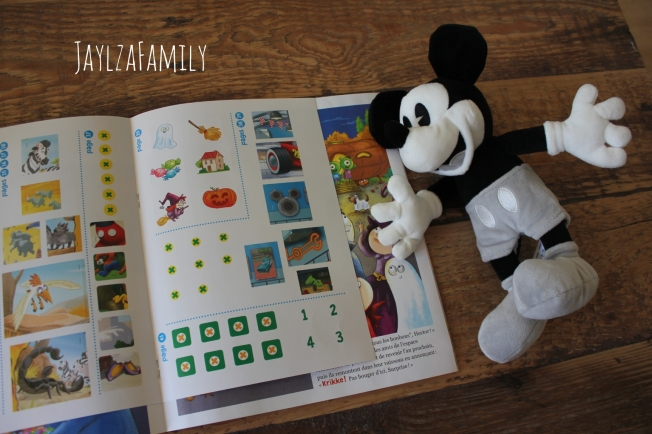 Mickey Junior Magazine Disney