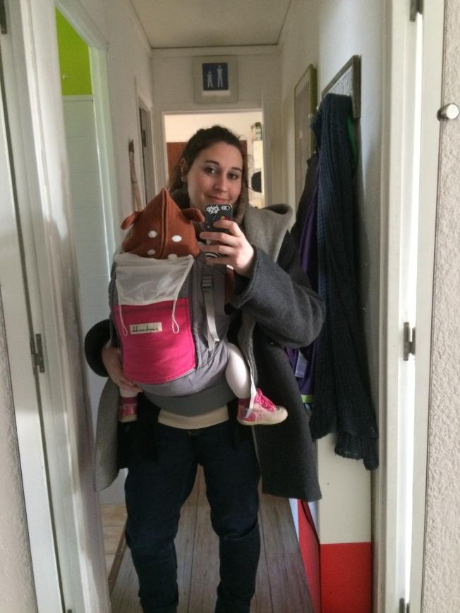 Portage physiologique porte-bébé physiocarrier JPMBB
