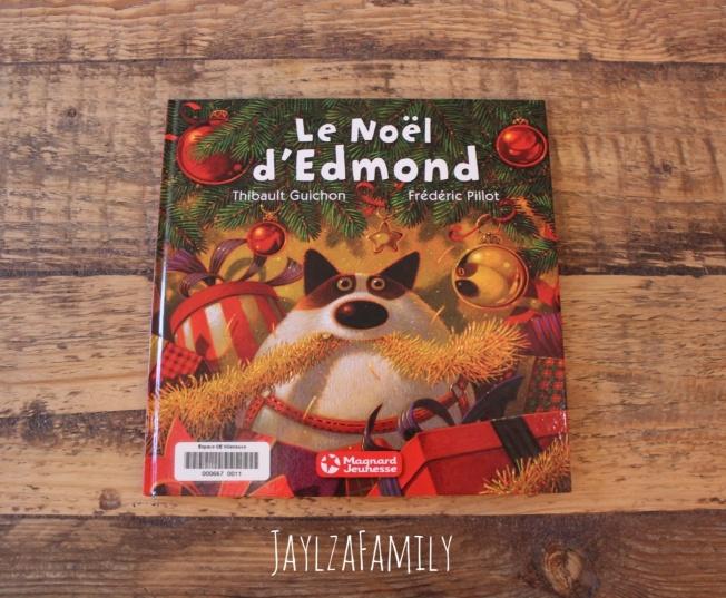 Le Noël d'Edmond, Magnard Jeunesse