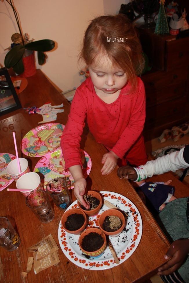 Kit anniversaire jardinage Nature et Découvertes