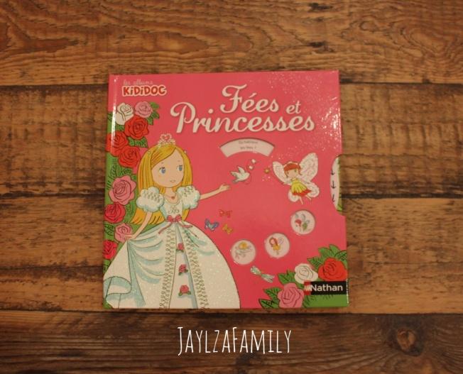 Fées et princesses Kididoc Princesse Kevin P'tit Glénat Mes premières chansons de princes et princesses Gründ