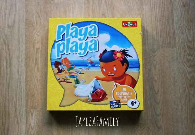Playa Playa Bioviva Jeu coopératif Fabrication française