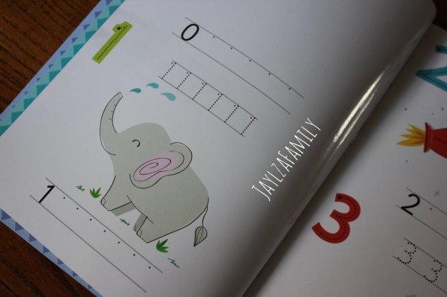 Editions Usborne Mes petites activités effaçables les nombres
