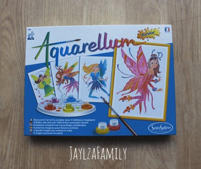 Aquarellum Junior les Fées Sentosphère