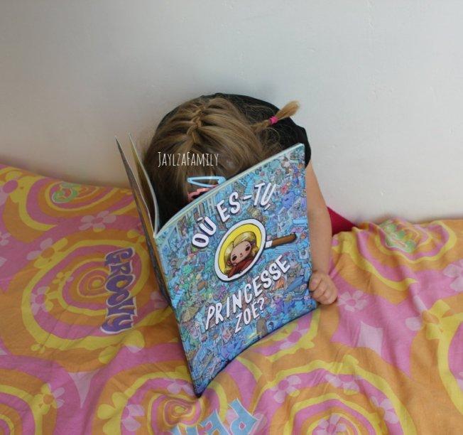 """Wonderbly """"où es-tu"""" livre personnalisé"""