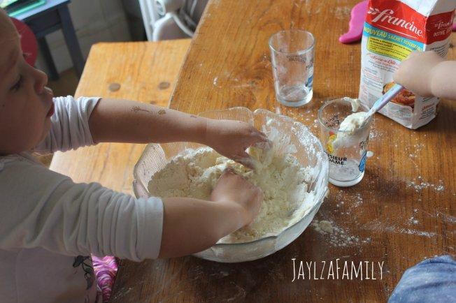 DIY pâte à sel fête des Pères