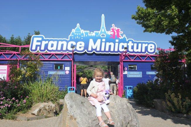 Sortie famille France Miniature Elancourt