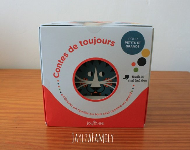 Conteuse Merveilleuse Joyeuse Made In France Boîte à Histoires