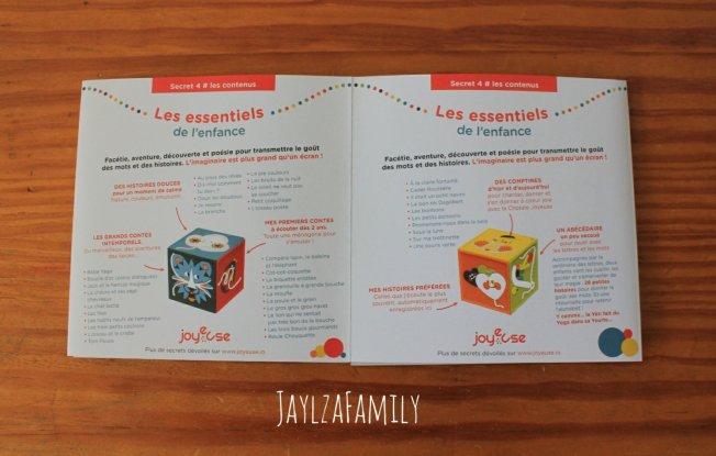 Conteuse Merveilleuse Joyeuse Boîte à Histoires Faite en France