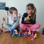 L'activité du Mercredi avec Tchoupine et lOulOu – Les poules de Pâques#75